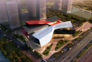 Film Museum Qingdao Modern Green Architecture 3