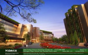 Technology Park Dalian Modern Green Architecture 3